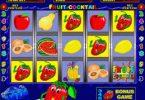 Игровой автомат Fruit Cocktail (Клубнички)