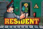 Игровой автомат Resident (резидент, сейфы)