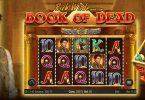 Book of Dead игровой автомат