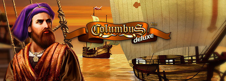 columbus deluxe игровой автомат играть