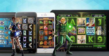 Онлайн казино мобильная версия играть