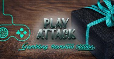 Партнёрская программа плей атак   play attack партнерка